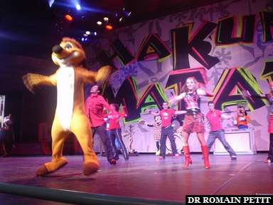 Album photos Le Spectacle de Mickey par Romain Petit