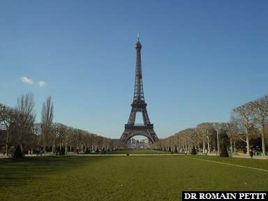 Album photos Champ de Mars par Romain Petit