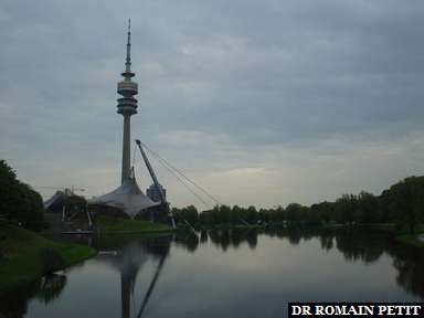 Album photos Munich Olympiapark par Romain Petit