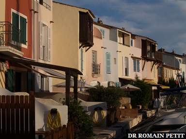 Album photos Port Grimaud par Romain Petit