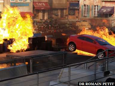 Album photos Moteurs Action - Stunt Show Spectacular par Romain Petit