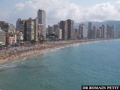 Album photos Benidorm par Romain Petit