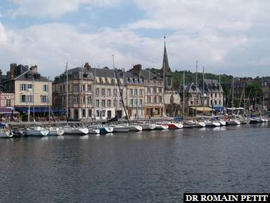 Album photos Honfleur par Romain Petit