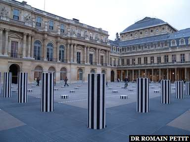Album photos Palais Royal par Romain Petit