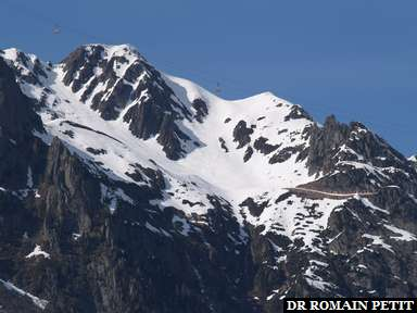Album photos Mont-Blanc par Romain Petit