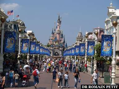 Album photos Main Street USA par Romain Petit