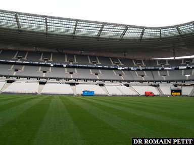 Album photos Stade de France par Romain Petit