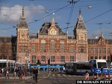 Album photos Amsterdam par Romain Petit