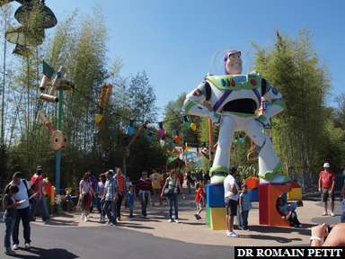 Album photos Toy Story Playland par Romain Petit