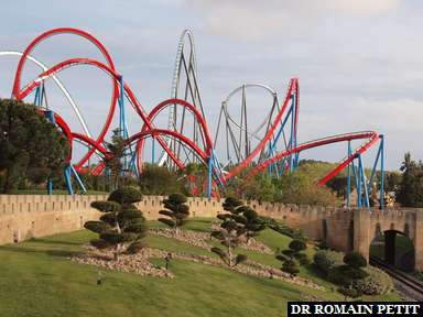 Album photos PortAventura Park par Romain Petit