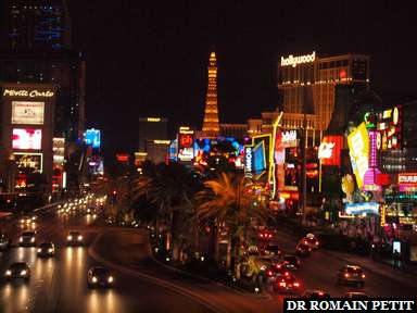 Album photos Las Vegas par Romain Petit
