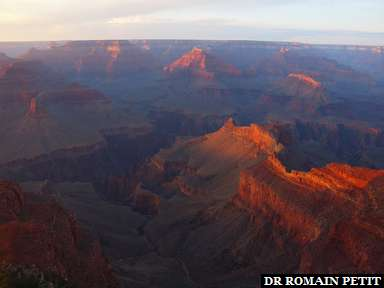 Album photos Grand Canyon National Park par Romain Petit