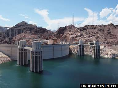 Album photos Hoover Dam par Romain Petit