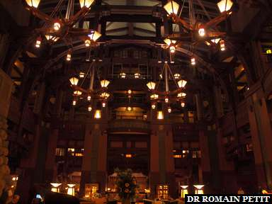 Album photos Disney's Grand Californian Hotel par Romain Petit