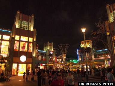 Album photos Downtown Disney par Romain Petit