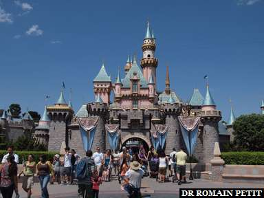 Album photos Disneyland Park par Romain Petit