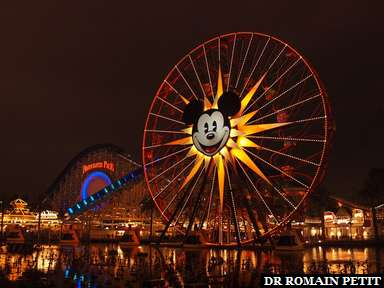 Album photos Disney California Adventure Park par Romain Petit