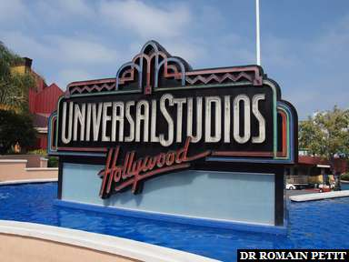 Album photos Universal Studios Hollywood par Romain Petit