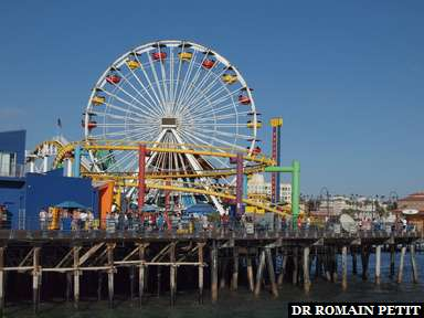 Album photos Santa Monica par Romain Petit