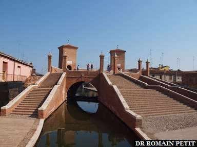 Album photos Comacchio par Romain Petit