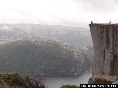 Album photos Preikestolen par Romain Petit