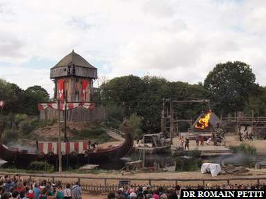 Album photos Puy du Fou par Romain Petit