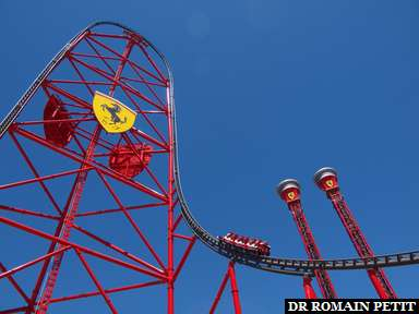 Album photos Ferrari Land par Romain Petit